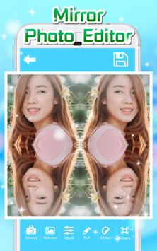 Selfie 3D Mirror Photo Editor poster