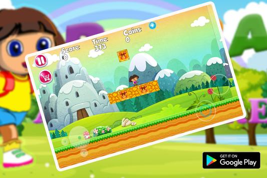 Super Dora Adventures screenshot 2