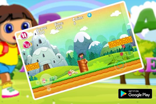 Super Dora Adventures screenshot 3