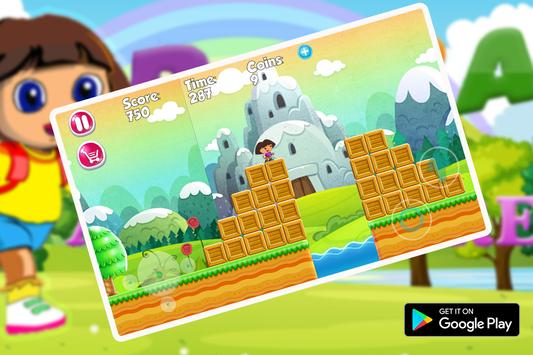 Super Dora Adventures screenshot 4