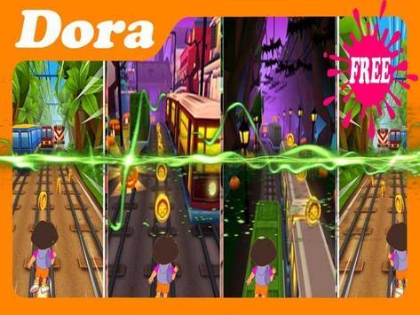 Dorah And Friends Castle Run poster