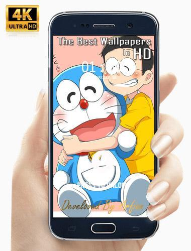 Doraemon Cartoon Wallpaper Hd 4k For Android Apk Download