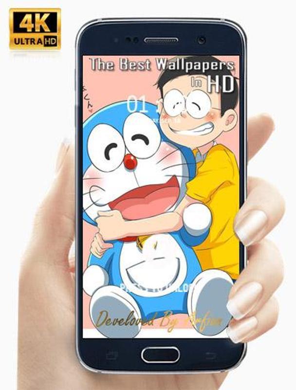 Doraemon Cartoon Wallpaper Hd 4k For Android Apk Download