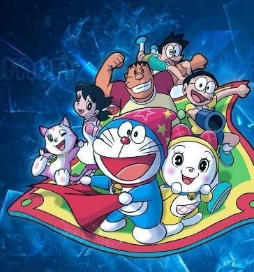 Doraemon Wallpaper poster
