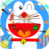 Skin Trouble Doctor For Doramon icon