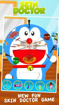Skin Trouble Doctor For Doramon apk screenshot