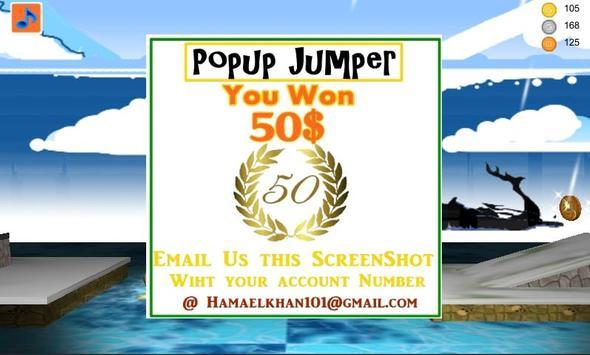 Popup Jumper poster