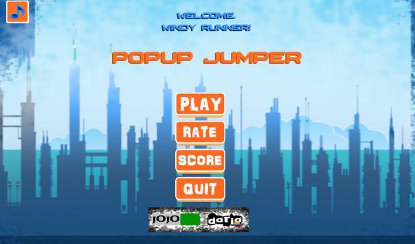 Popup Jumper apk screenshot