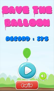 Save The Balloon poster