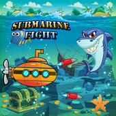 Submarine Fight icon
