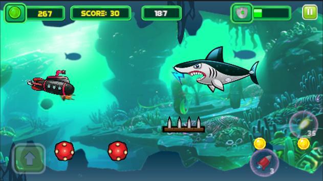 Submarine Fight apk screenshot