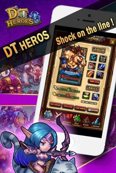 Dota hero apk screenshot