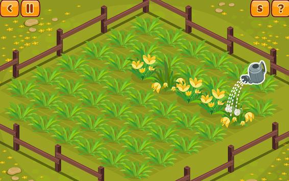 เกมส์ปลูกดอกไม้ใหม่ apk screenshot