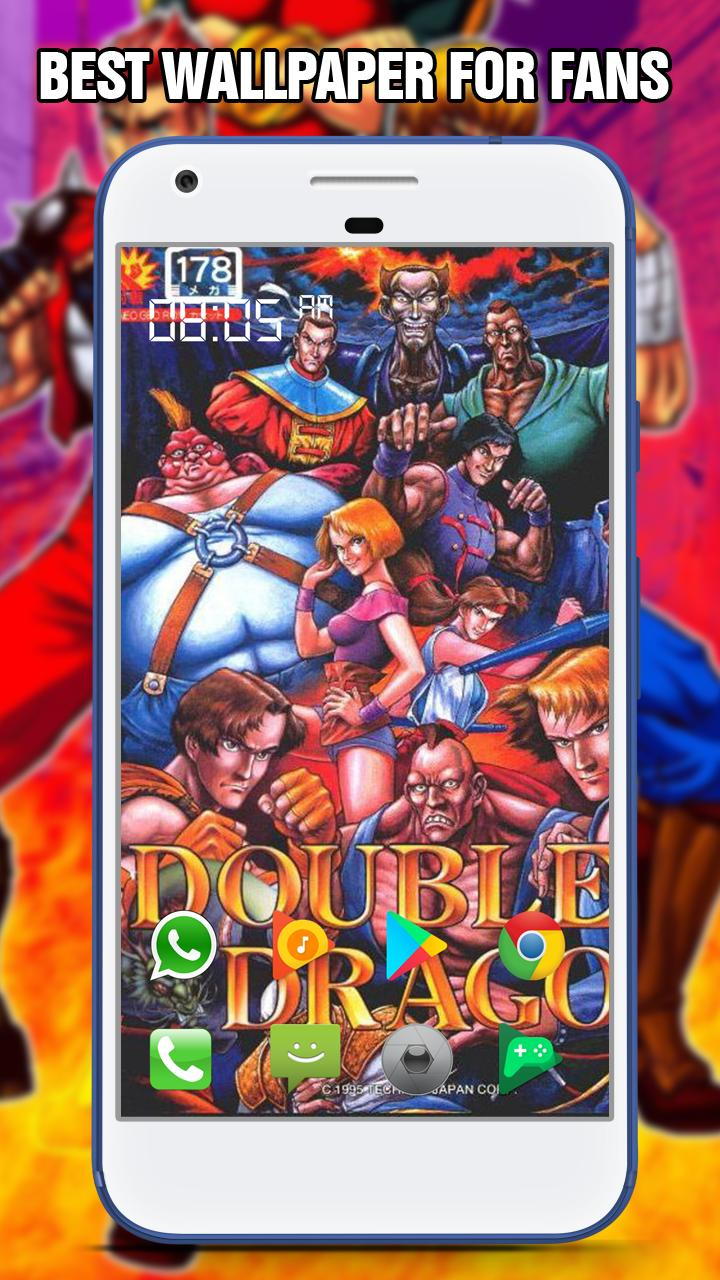 Double Dragon Wallpaper For Android Apk Download
