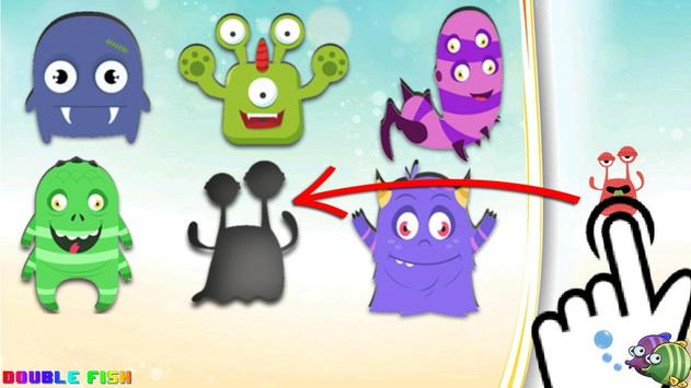 My Monsters - Sorter for kids apk screenshot
