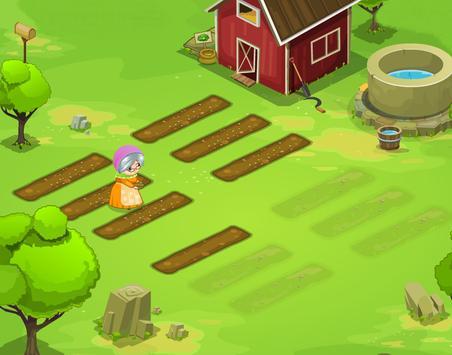 เกมส์ปลูกผัก screenshot 3
