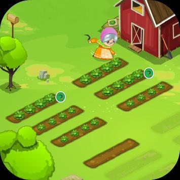 เกมส์ปลูกผัก screenshot 5