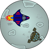 Space Tunnel icon