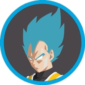 Super Vegeta Wallpaper icon