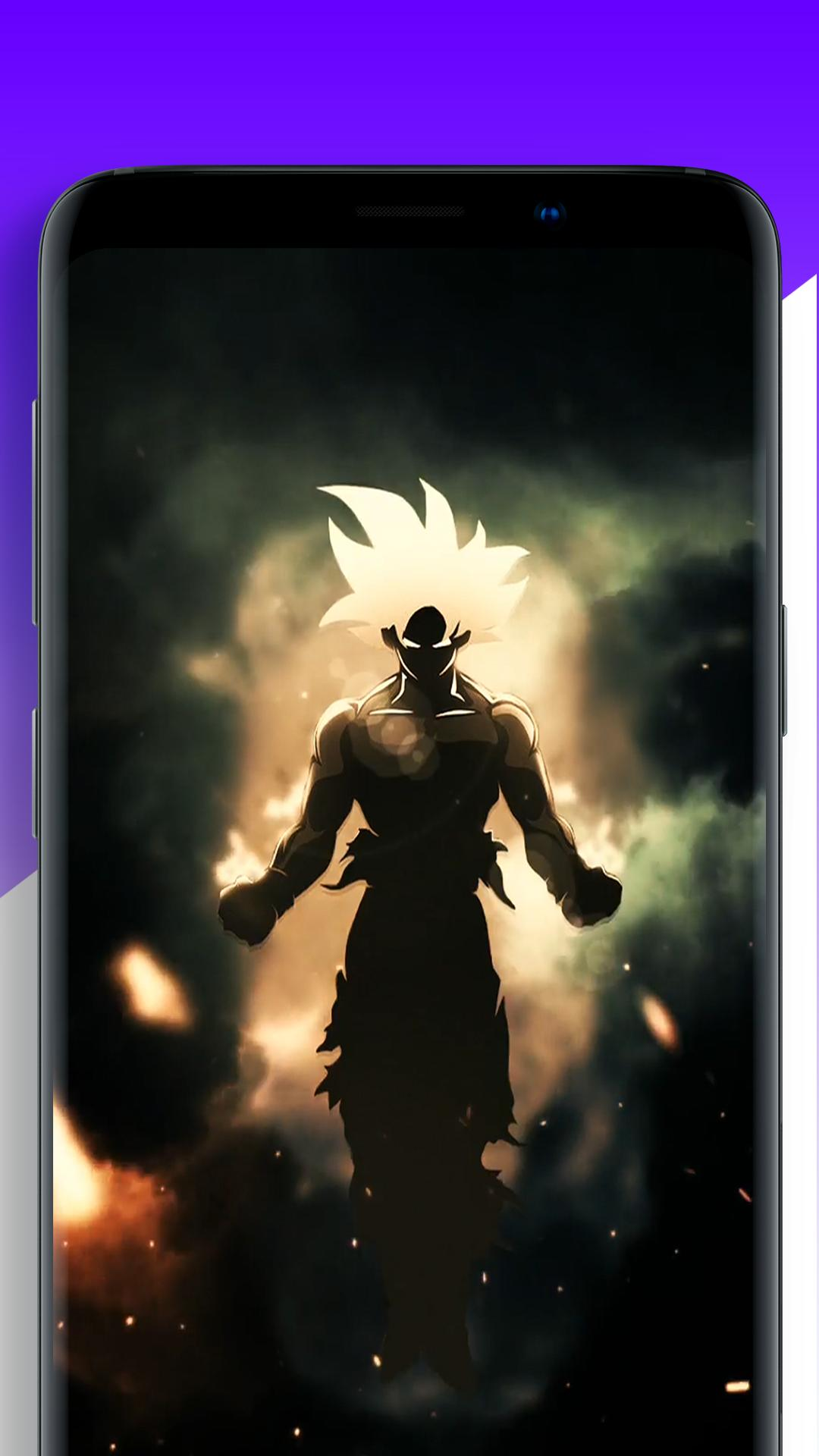 Dbz Anime Live Wallpaper Goku Hd Video Animation For