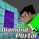 Diamond Portal Mod for MCPE APK