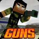 Guns Addon for MCPE APK