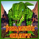 Jurassic Craft World Addon for MCPE APK