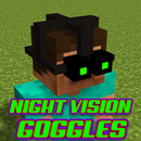 Night Vision Goggles Mod for MCPE APK