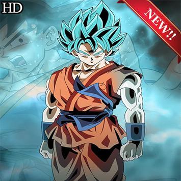 Dragon DBS Anime Wallpaper apk screenshot