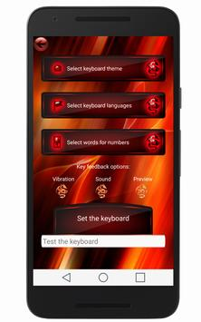 Dragon Keyboard apk screenshot