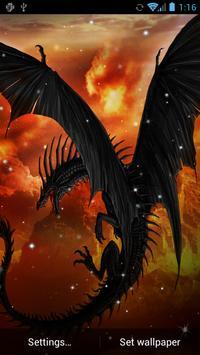 Dragon Live Wallpaper screenshot 3