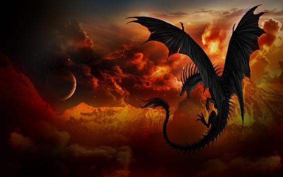 Dragon Live Wallpaper screenshot 5