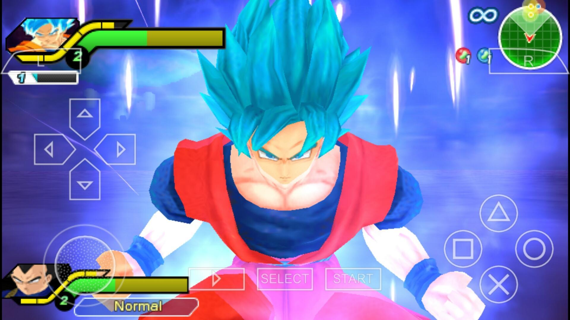 Dragon Ultimate tenkaichi Tag Team Xenoverse for Android