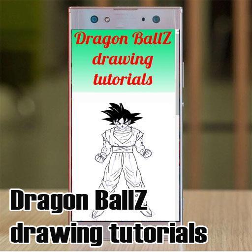 Dragon BallZ Drawing Tutorials poster