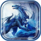 Dragons Live Wallpapers HD icon