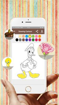 Drawing Art Coloring apk screenshot