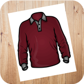 How To Draw Clothes Easy Step By Step icon