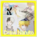 Wie zeichne Naruto Schritt für Schritt