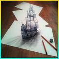 Drawing 3D Art