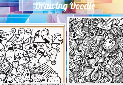 Drawing Doodle poster