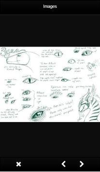Drawing Dragon Tutorials apk screenshot