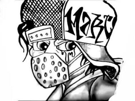 Drawing Graffiti Characters screenshot 3