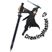 How To Draw Sword Art Online icon