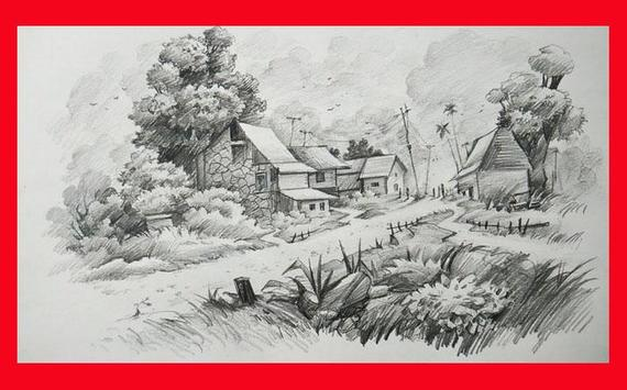 Drawing Scenery screenshot 5