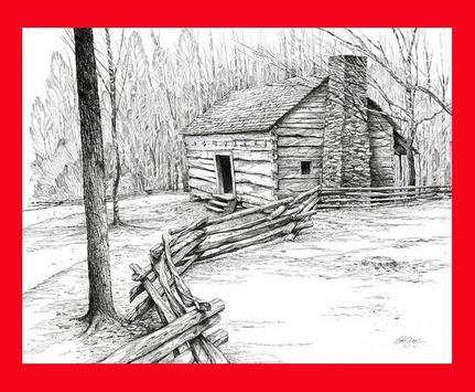 Drawing Scenery screenshot 6