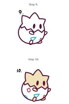 como desenhar pokémon para android apk baixar