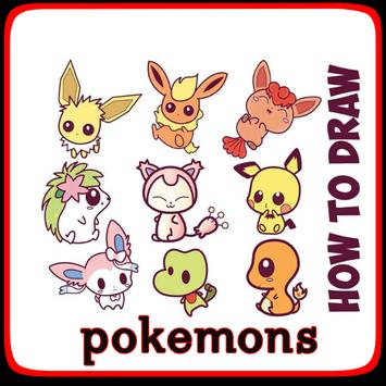 How To Draw Pokemon For Fans poster