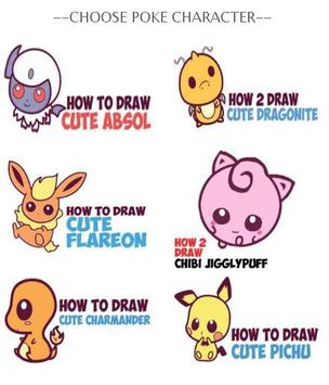 How To Draw Pokemon For Fans screenshot 3
