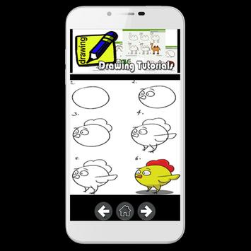Drawing Tutorials apk screenshot