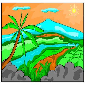 Drawing Scenery screenshot 1